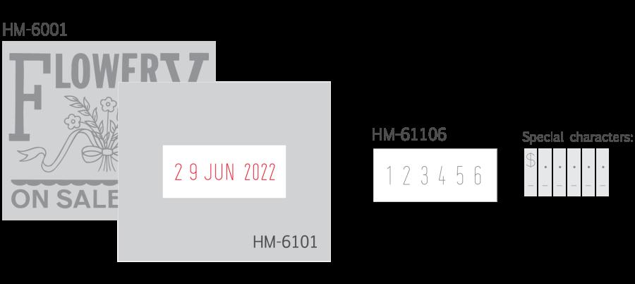 Stamp2u NTbac Line 2-03