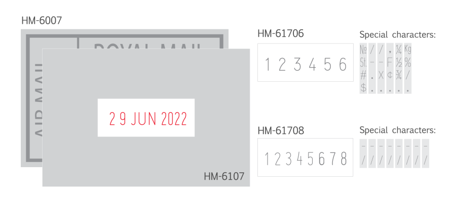 Stamp2u NTbac Line 2-08
