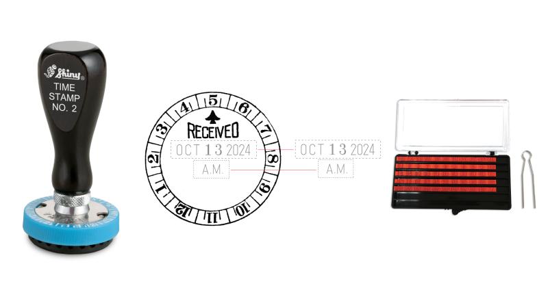 Stamp2u Die-Plate Dater-07